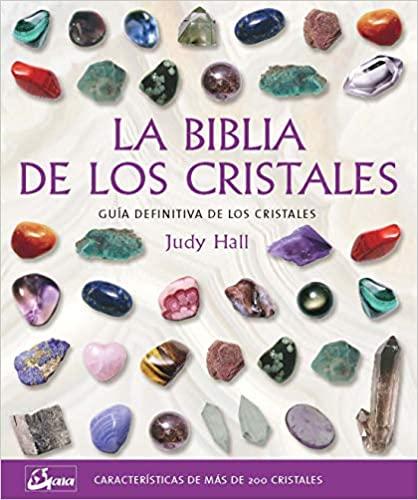 Portada libro biblia de cristales