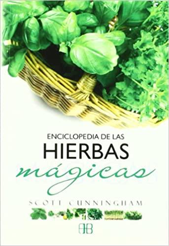 Portada enciclopedia hierbas mágicas