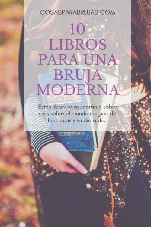 10 libros para brujas modernas