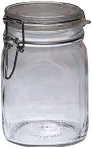 tarro de cristal hermético en Amazon