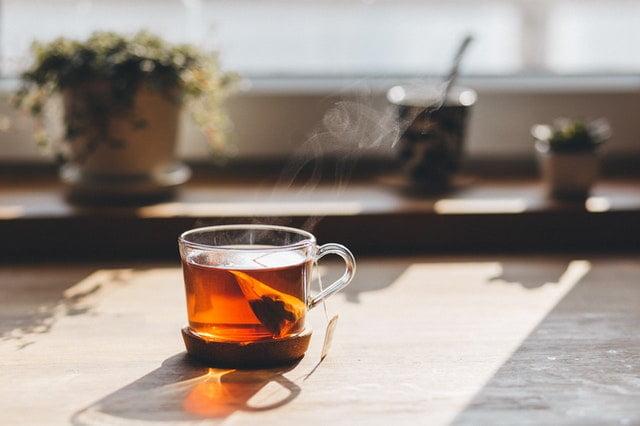 té con agua de luna llena