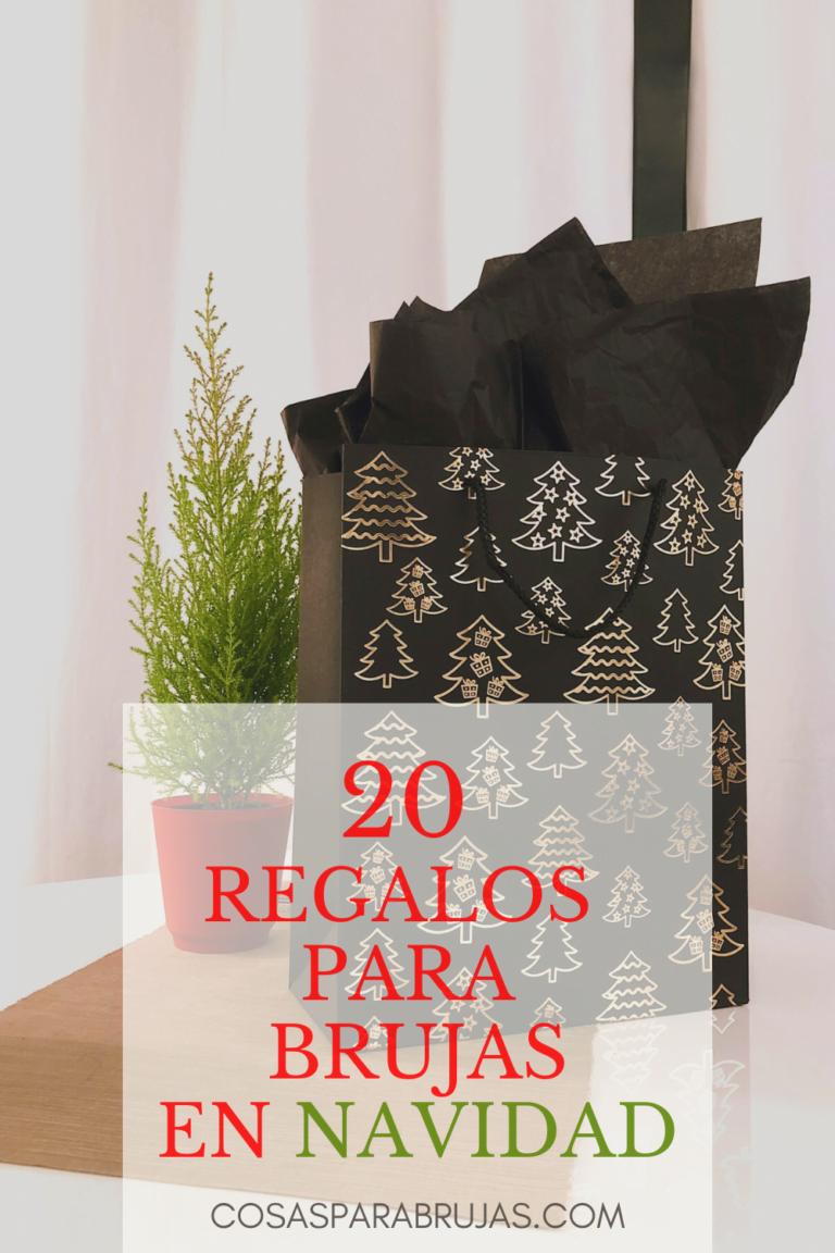 20 regalos para brujas de navidad