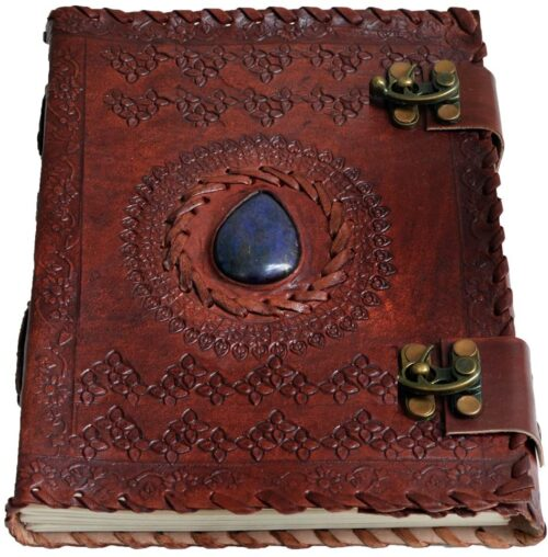 cuaderno cuero