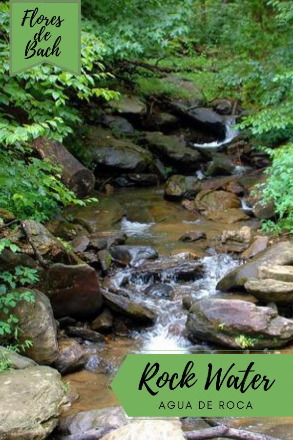 rock water agua de roca