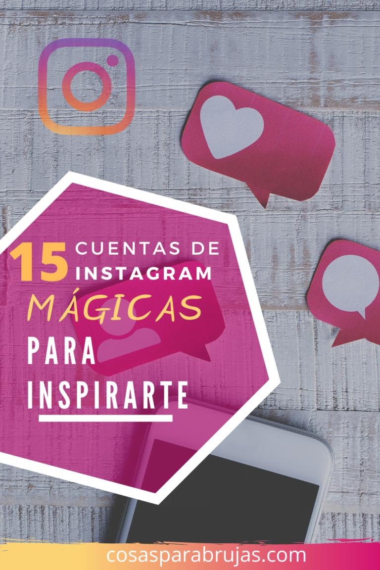 cuentas de instagram magicas